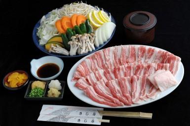 国産三枚肉ジンギスカン